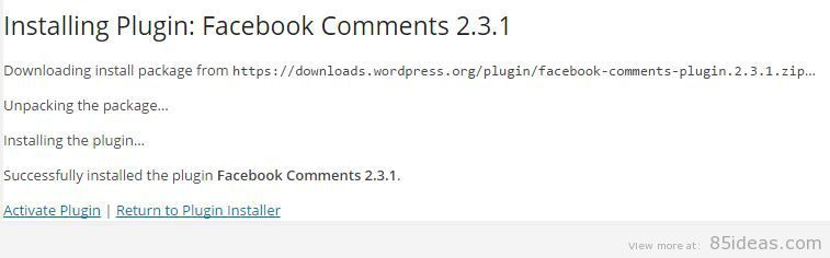 install-and-active-facebook-comment-plugin