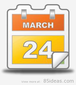 march-calendar-icon