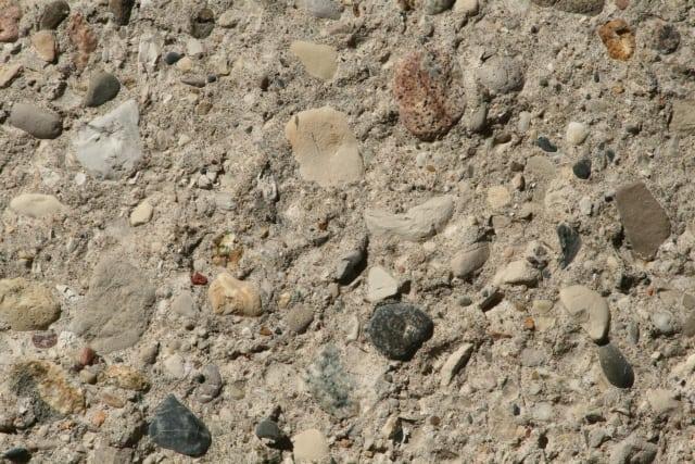 Asphalt Texture with Stones