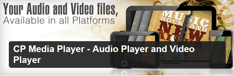 Audio Player Video Player WordPress Plugin