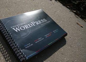 Digging into WordPress Book