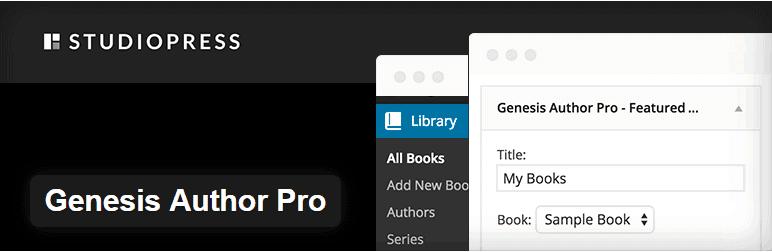 Genesis Author Pro WordPress Plugin