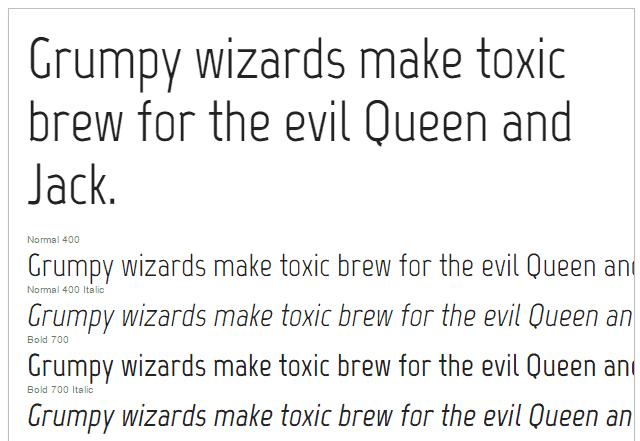 Google Fonts Marvel