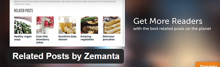 Related Posts by Zemanta Plugin