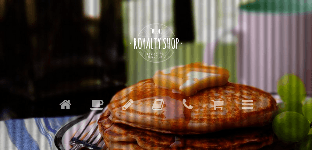 Royaltyshop wordpress theme