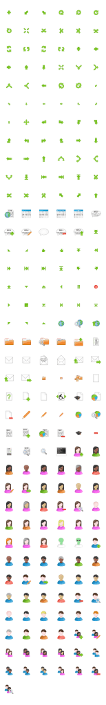 SEM Labs Web Blog Icon Pack
