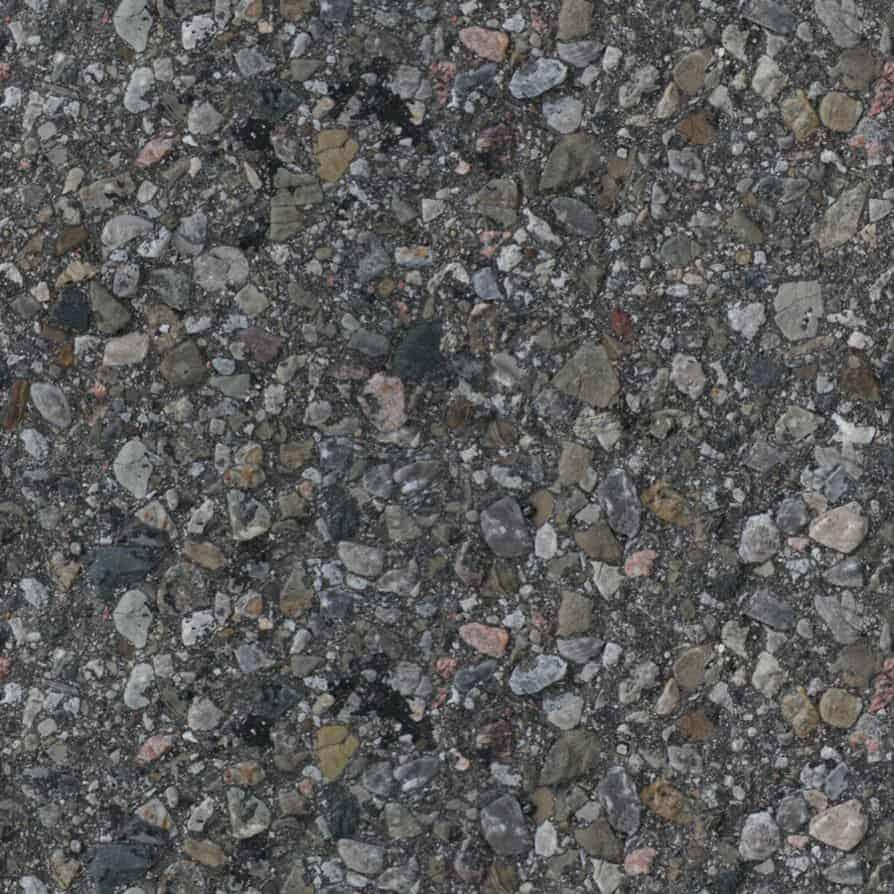Seamless H V Asphalt Texture Rocky