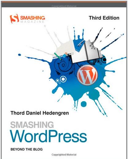 Smashing WordPress Beyond the Blog Book