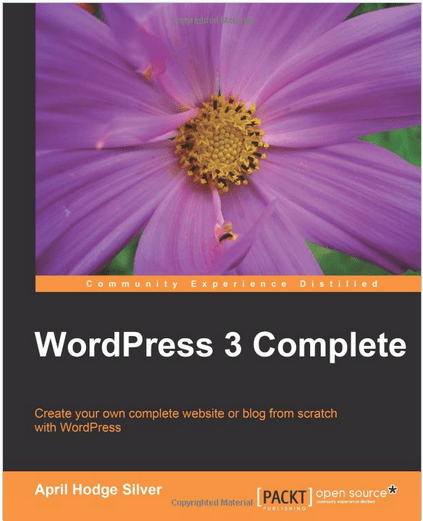 WordPress 3 Complete Book