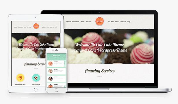 Los mejores temas de WordPress para panaderías