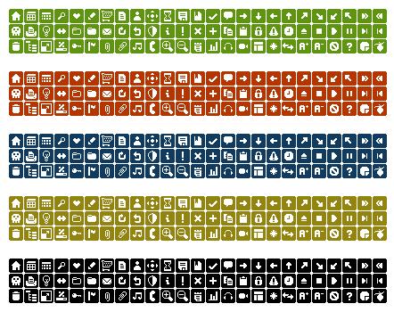 twotiny icons