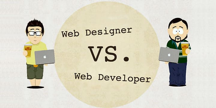 Web Designer Vs Web Developer What Is The Difference 85ideas Com