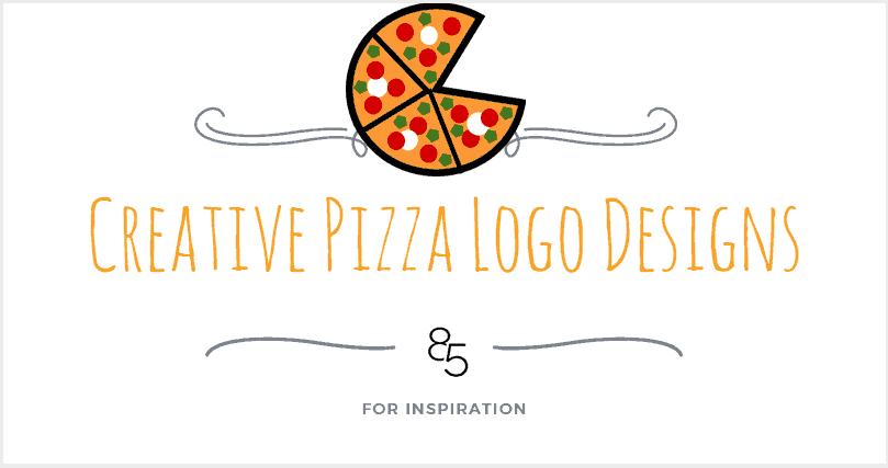20 creative pizza logo designs for inspiration