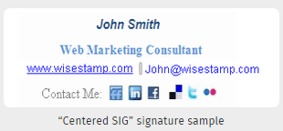 Email Signature Templates 2