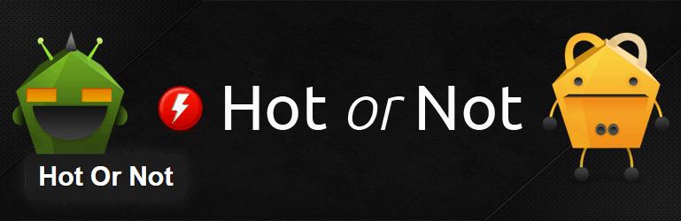 Hot Or Not WordPress Plugin