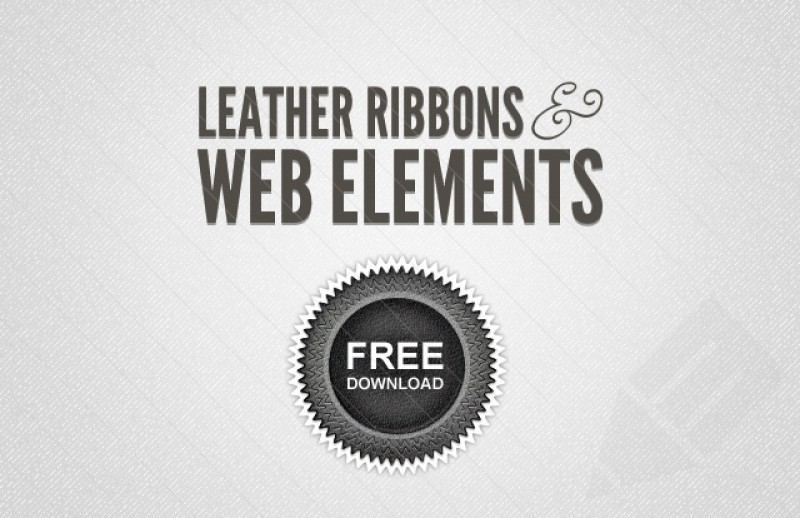 Leather Ribbons