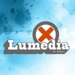 Lumedia Grunge Photoshop Logo design tutorial