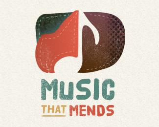 Music That Mends logo