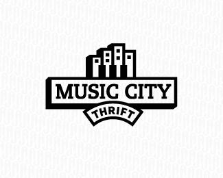 MusicCity logo