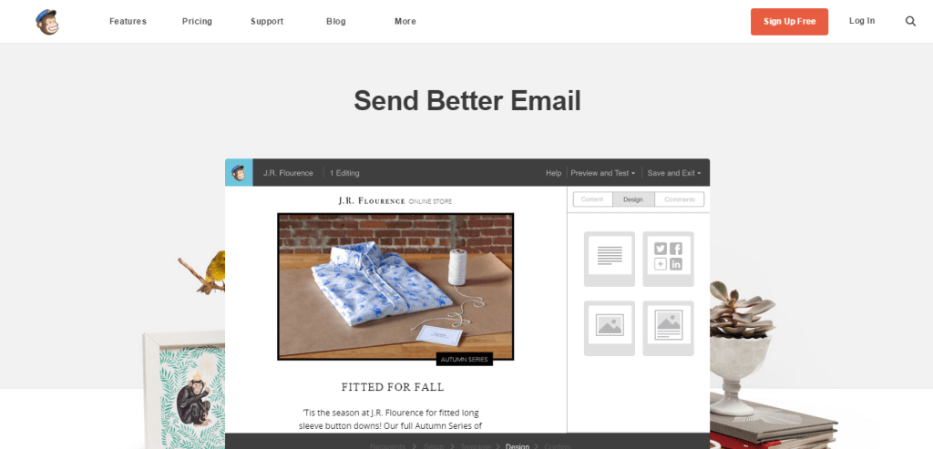 Send Better Email MailChimp