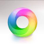 Spiral Effectss Photoshop Logo design tutorial