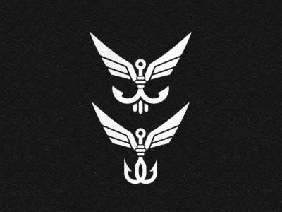 Wings Hooks logo