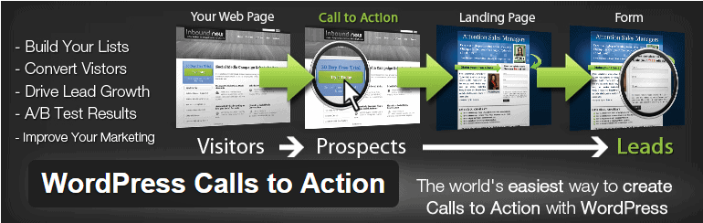 WordPress Calls to Action Plugin