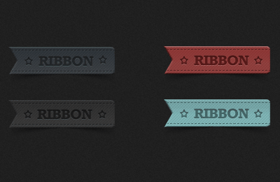 elegant Ribbons set
