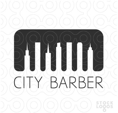 Best Barber Salon Logo Designs