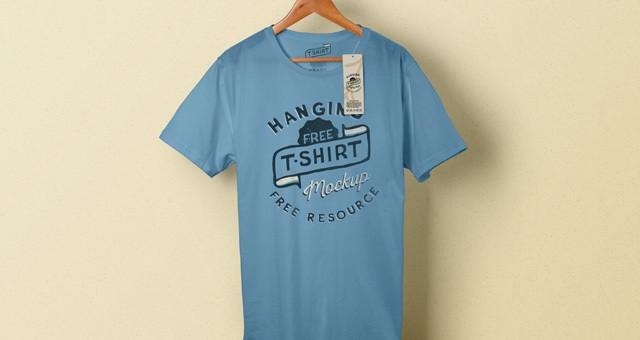 Classic Psd T-shirt Mockup