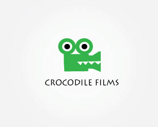 Crocodile Films logo