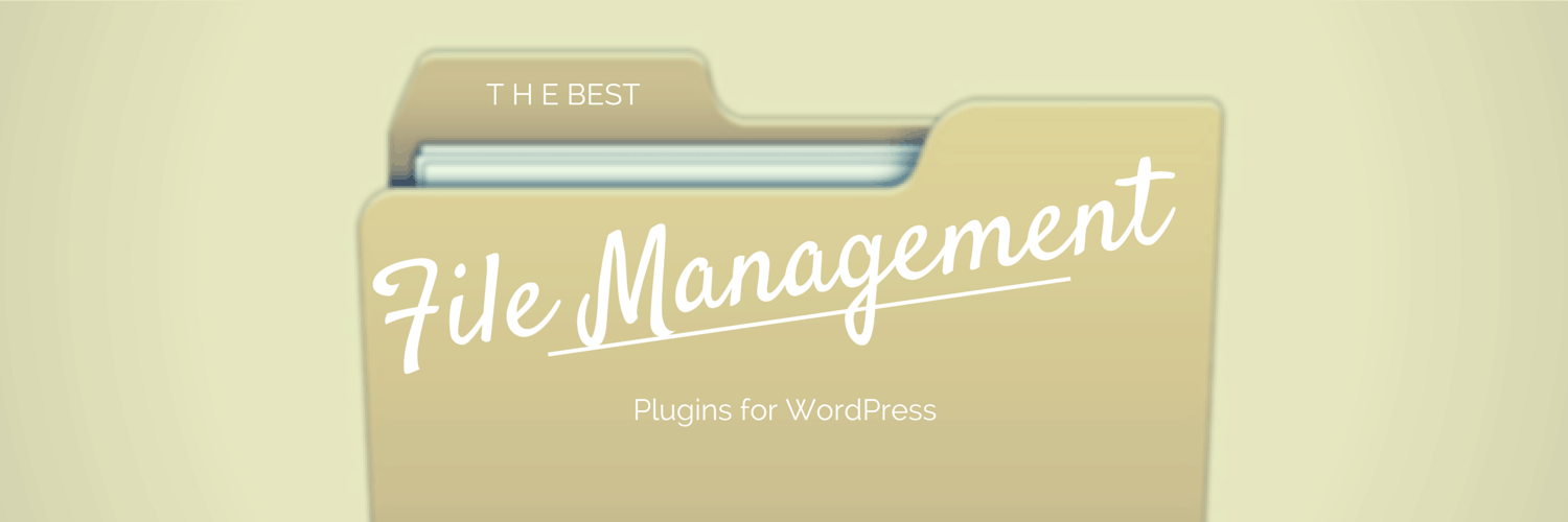 File Management Plugins