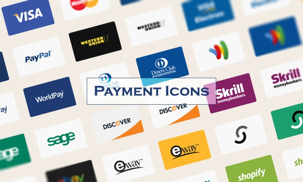 Payment Vector Icons Freebie