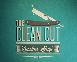 The clean cut