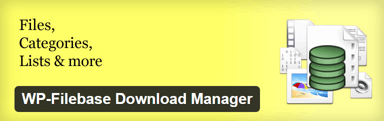 WP Filebase Download Manager