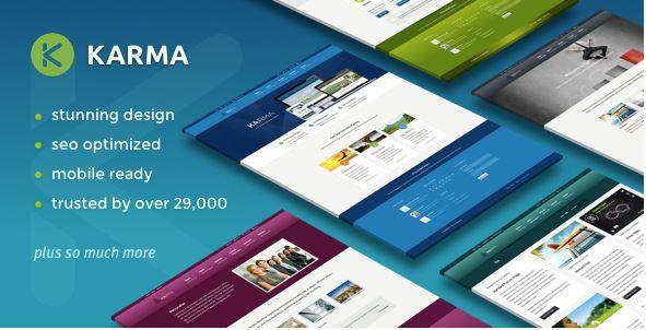 karma - Amazon Affiliate WordPress Themes