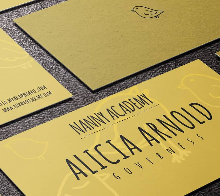 Business Card 18a