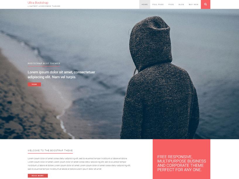 WordPress-Bootstrap-Themes