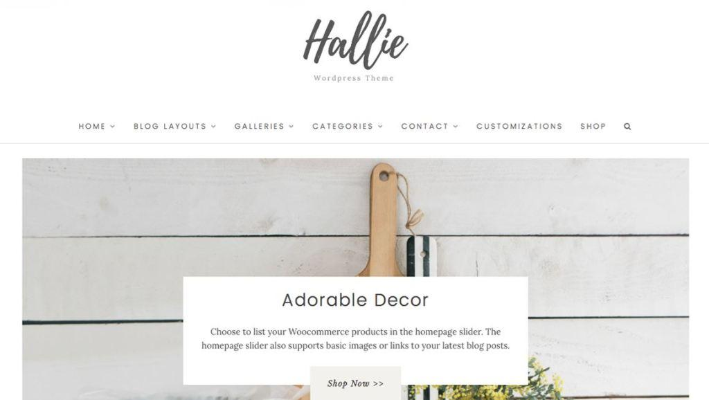 Hallie Pro