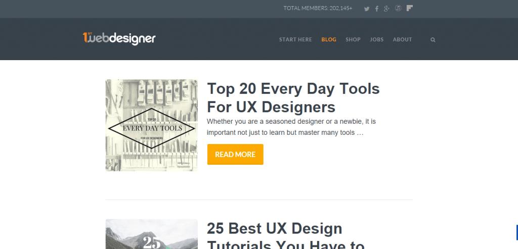 1stWebDesigner Blog