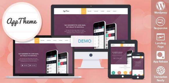 App Theme MyThemeShop theme