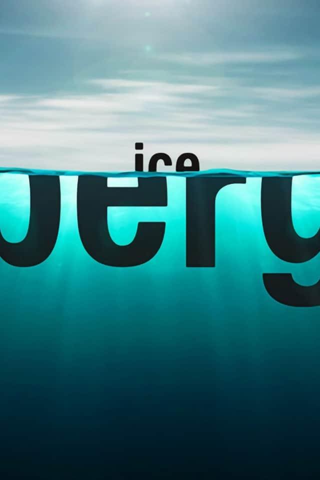 Iceberg_Typography