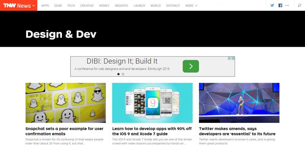 TNW Design Dev