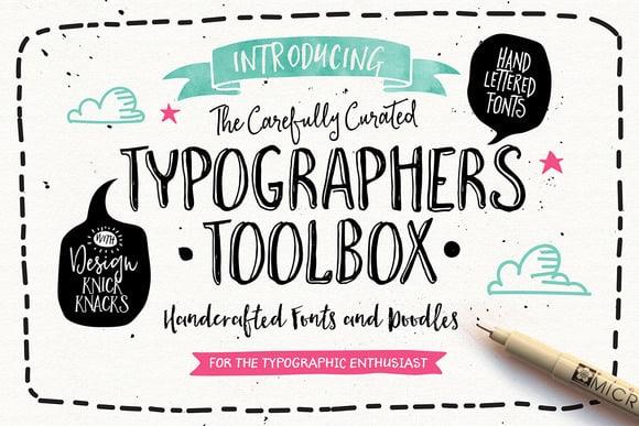 Typographers Toolbox
