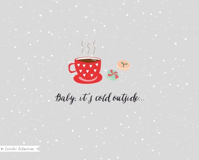 Winter and Christmas Wallpaper For Desktops