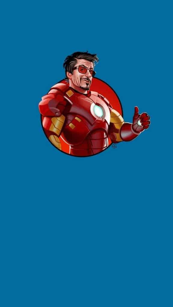 ironman iPhone-6-Plus-wallpaper