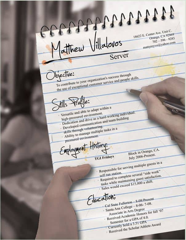 9-Server-Resume