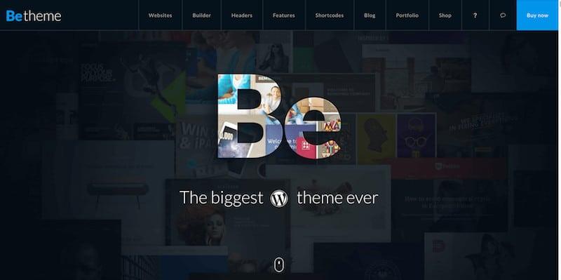 BeTheme - WordPress starter themes