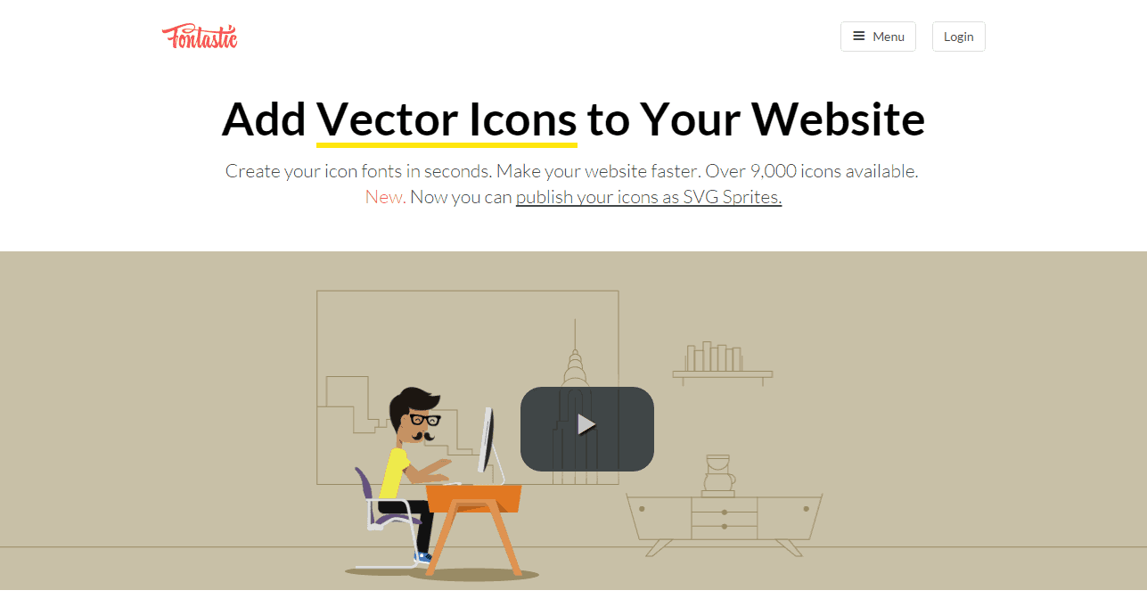 Create your Icon Font