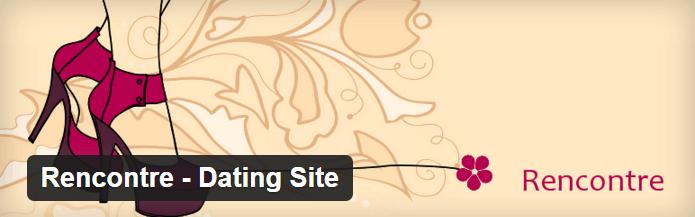 Rencontre Dating Site Plugin